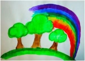 Bild RegenbogenBiotop